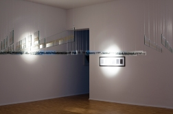 Installation view / Whatever the Object / GfZk, Leipzig / photo: Luise Schröder